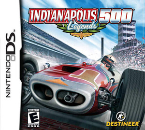 Indianapolis 500 Legends - DS Game