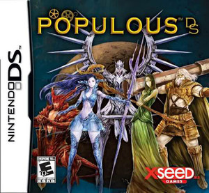 Populous - DS Game