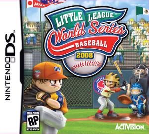Little League World Series 2008 - DS Game