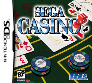 Sega Casino - DS Game