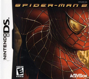 Spiderman 2 - DS Game