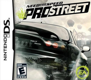 Need for Speed Prostreet - DS Game