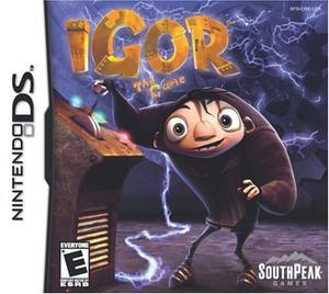 Igor - DS Game
