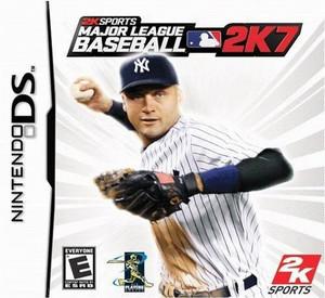 Major League Baseball 2K7 - DS Game