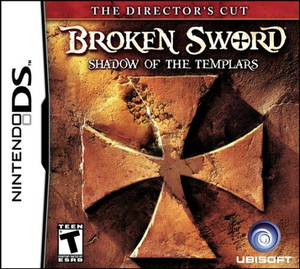 Broken Sword The Shadow of the Templars - DS Game