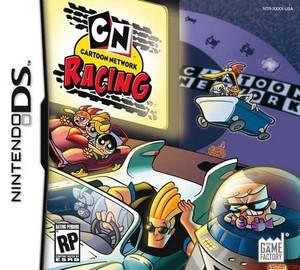 Cartoon Network Racing - DS Game