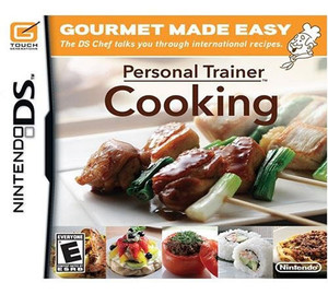 Personal Trainer Cooking - DS Game