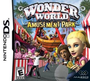 Wonder World Amusement Park - DS Game