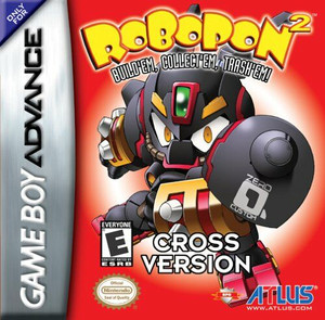 Robopon 2 Cross Version - Game Boy Advance Game