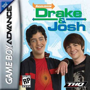 Drake and Josh - Game Boy Advance Game