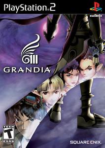 Grandia III - PS2 Game