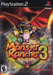 Monster Rancher 3 - PS2 Game