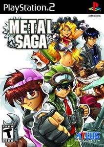 Metal Saga - PS2 Game