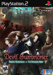 Shin Megami Tensei: Devil Summoner: Raidou Kuzunoha vs. the Soulless Army - PS2 Game