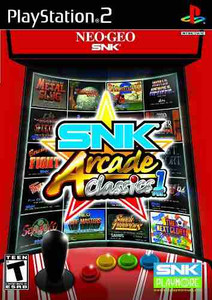 SNK Arcade Classics Vol. 1 - PS2 Game