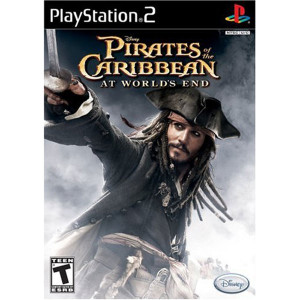 Pirates of the Caribbean At World's End - PS2 Game