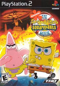 The SpongeBob SquarePants Movie - PS2 Game