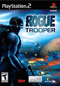 Rogue Trooper - PS2 Game