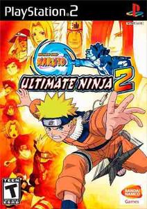 Naruto Ultimate Ninja 2 - PS2 Game