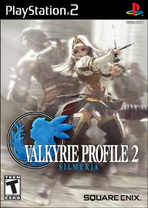 Valkyrie Profile 2 - PS2 Game