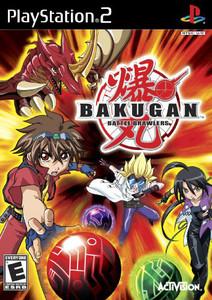 Bakugan Battle Brawlers - PS2 Game