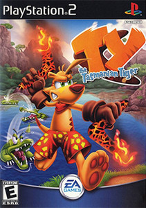 Ty the Tasmanian Tiger - PS2 Game