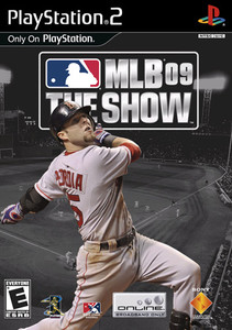 MLB 09: The Show - PS2 Game
