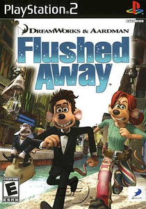 Flushed Away - PS2 Game