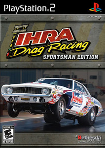 IHRA Drag Racing Sportsman Edition - ps2 game