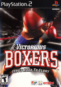 Victorious Boxers: Ippo's Road to Glory - PS2 Game