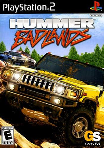 Hummer Badlands - PS2 Game