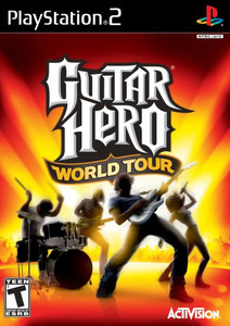 Guitar Hero World Tour - PS2 Game