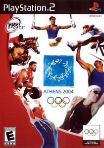 Athens 2004 - PS2 Game
