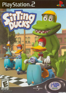 Sitting Ducks - PS2 Game