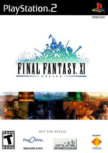 Final Fantasy XI - PS2 Game