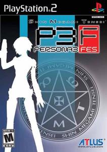 Shin Megami Tensei: Persona 3 FES - PS2 Game