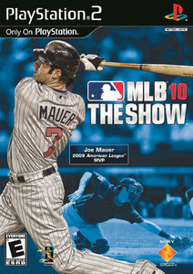 MLB 10 the Show - PS2 Game