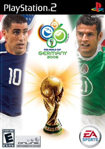 FIFA World Cup Germany 2006 - PS2 Game