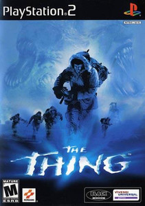 Thing, The - PS2 Game