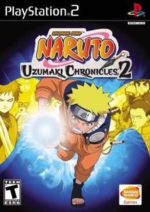 Naruto Uzumaki Chronicles 2 - PS2 Game