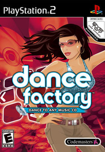 Dance Factory - PS2 Game