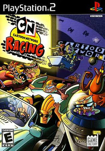 Cartoon Network Racing - PS2 Game