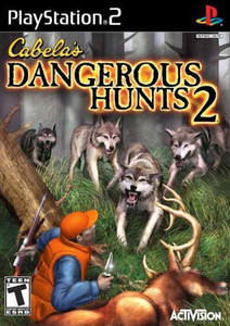 Cabela's Dangerous Hunts 2 - PS2 Game