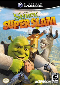Shrek Superslam - PS2 Game