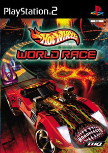 Hot Wheels World Race - PS2 Game