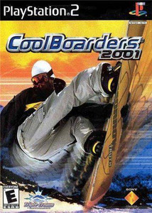 Cool Boarders 2001 - PS2 Game