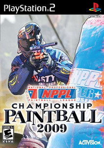 NPPL Championship Paintball 2009 - PS2 Game