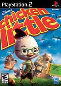Chicken Little - PS2 Game