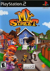 My Street - PS2 Game