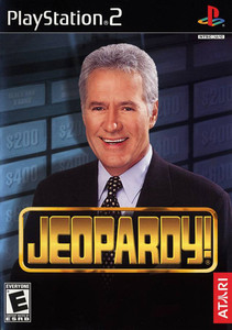 Jeopardy! - PS2 Game